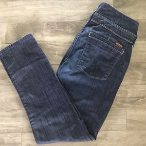 7 for all Mankind Jeans 28""